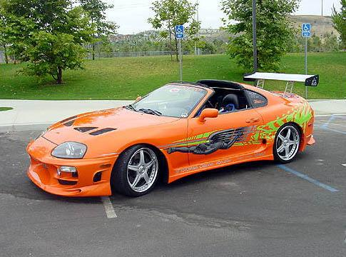 Carros Toyota Supra on Supra From Fast And Furious Jpg